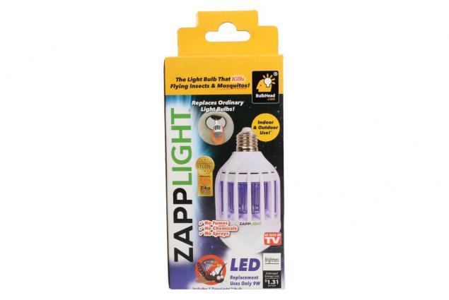 Foto 7 - Elektrická lampa Zapp light s lapačem hmyzu