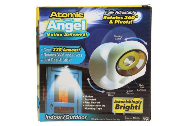 Foto 7 - Pohybové bezdrátové světlo Atomic light Angel