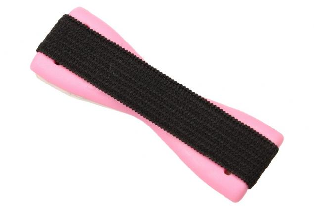 Foto 4 - Praktický elastický popruh na mobil