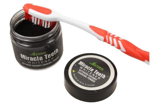 Foto 4 - Přírodní bambusové uhlí pro bělení zubů Miracle Teeth