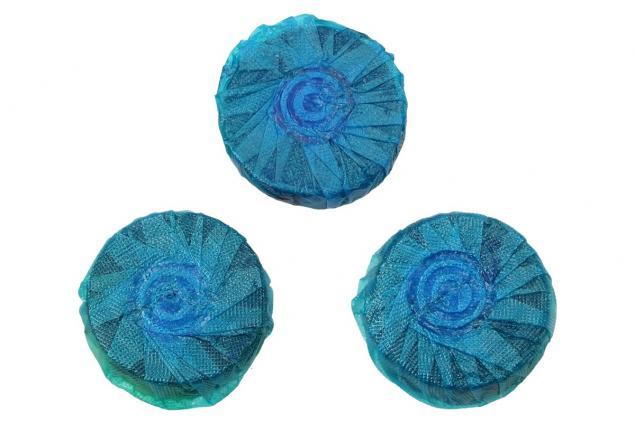 Foto 5 - Blue Touch tableta do WC nádržky 3 kusy