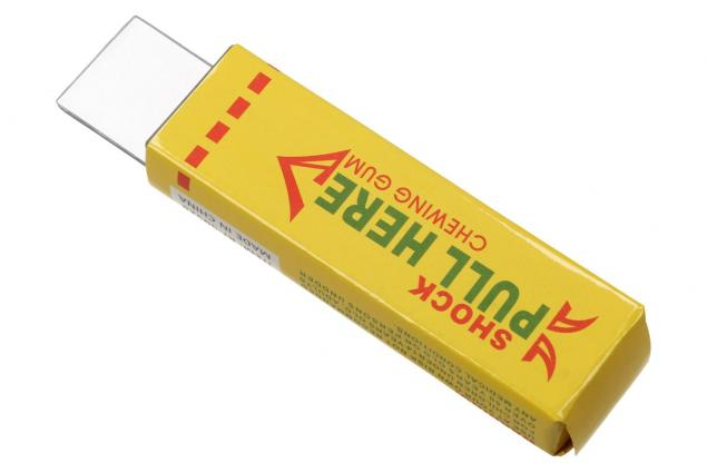 Foto 2 - Crazy žvýkačky SHOCK s elektrickým proudem