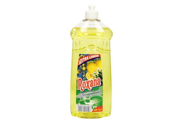 Foto 4 - Roxana tekutý prostředek na nádobí 1 L citron