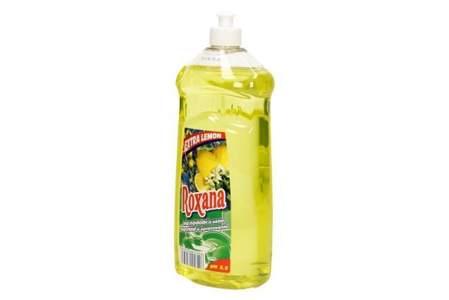 Foto 5 - Roxana tekutý prostředek na nádobí 1 L citron