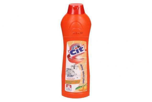 Foto 4 - CIT Jemný tekutý písek 600 g pomeranč