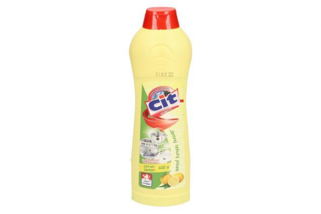 Foto 2 - CIT Jemný tekutý písek 600 g Citron