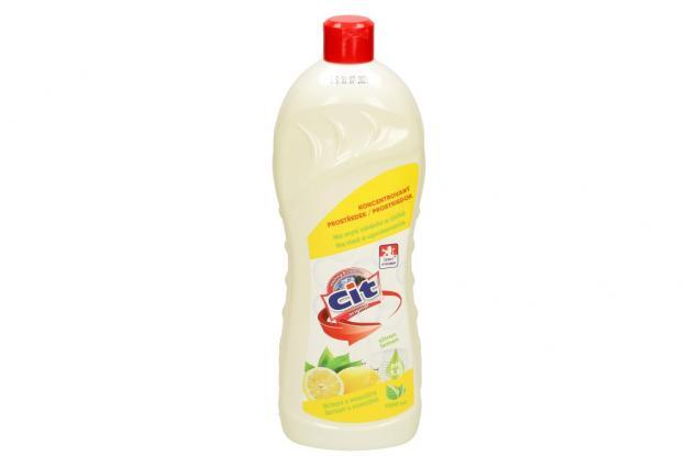 Foto 2 - CIT tekutý prostředek na nádobí 1 L Citron