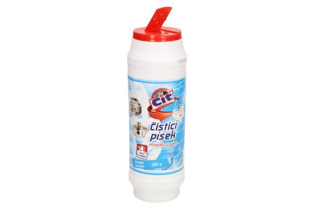 Foto 3 - CIT čistící práškový písek na nádobí 500 g Oceán