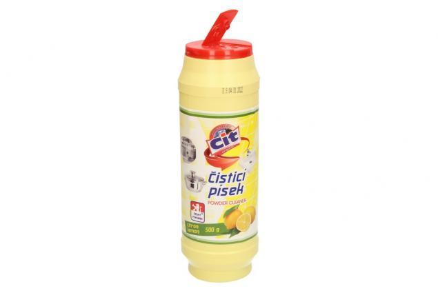 Foto 3 - CIT čistící práškový písek na nádobí 500 g Citron