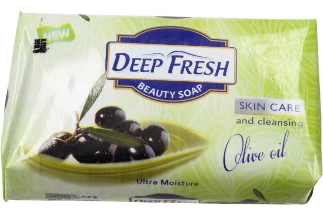Foto 2 - Deep Fresh mýdlo na obličej i tělo Olivový olej