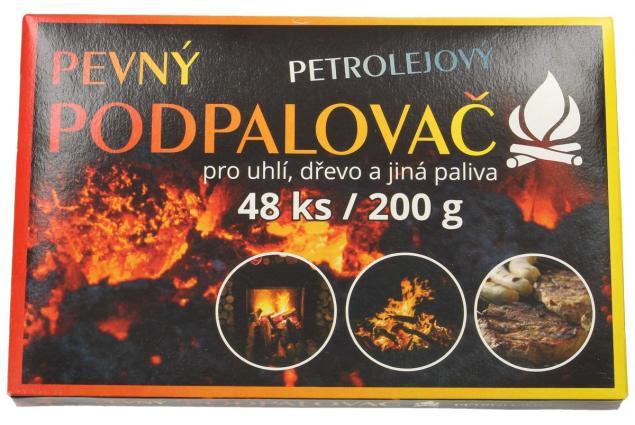 Foto 4 - Pevný petrolejový podpalovač 48 kusů