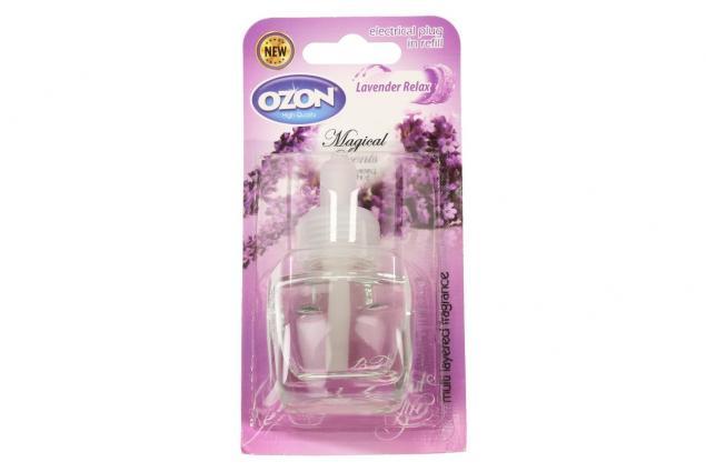 Foto 4 - Ozon - náplň do elektrického osvěžovače Levander relax