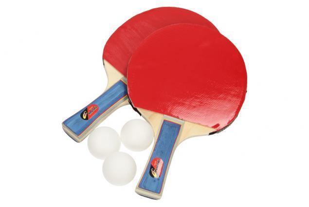 Foto 4 - Pálky pro stolní tenis 2ks s míčky Magicall