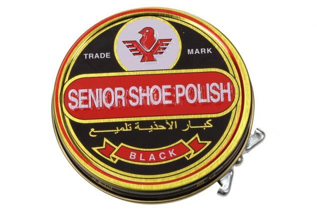 Foto 3 - Černý krém na boty 40 g