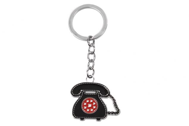 Foto 5 - Kovová klíčenka ORIGINAL STYLE telefon