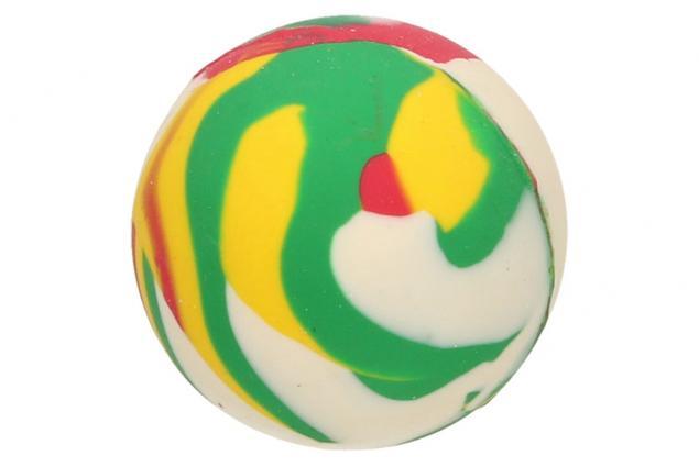 Foto 6 - Malý gumový skákací hopík žíhaný 2,5 cm