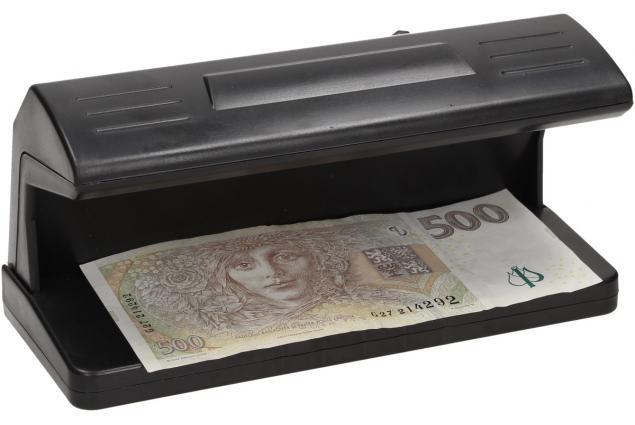 Foto 5 - UV detektor bankovek
