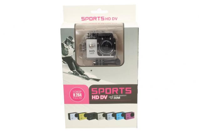 Foto 7 - Sports kamera Action 4K Ultra HD 1080P