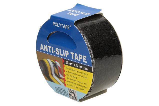 Foto 3 - Protiskluzová černá páska 5 cm x 5 m