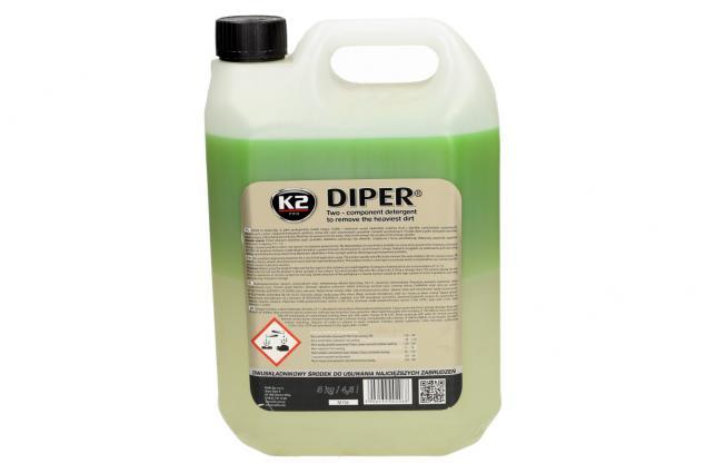 Foto 3 - K2 DIPER 5 l - univerzální čistící prostředek