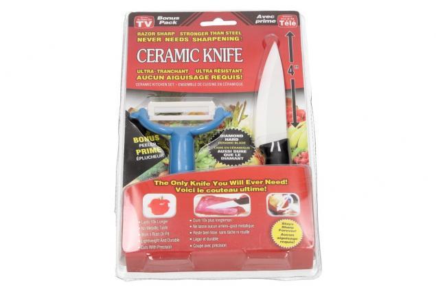 Foto 3 - Sada keramický nůž se škrabkou