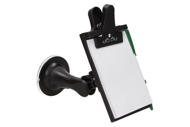Foto 2 - Papírový tablet na přední sklo s klipsnou