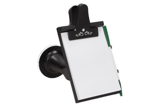 Foto 3 - Papírový tablet na přední sklo s klipsnou