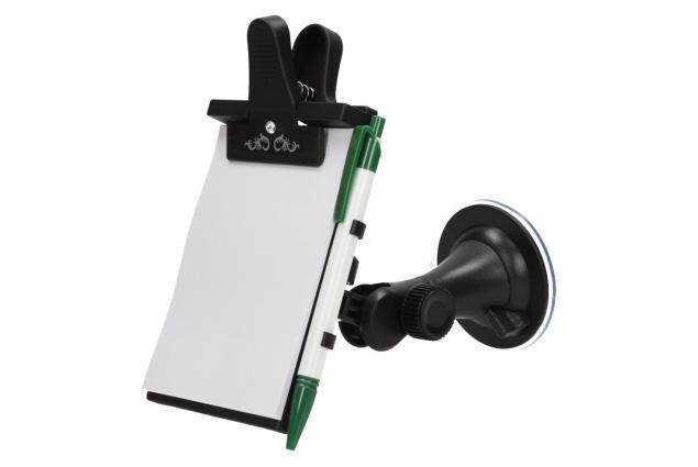 Foto 5 - Papírový tablet na přední sklo s klipsnou
