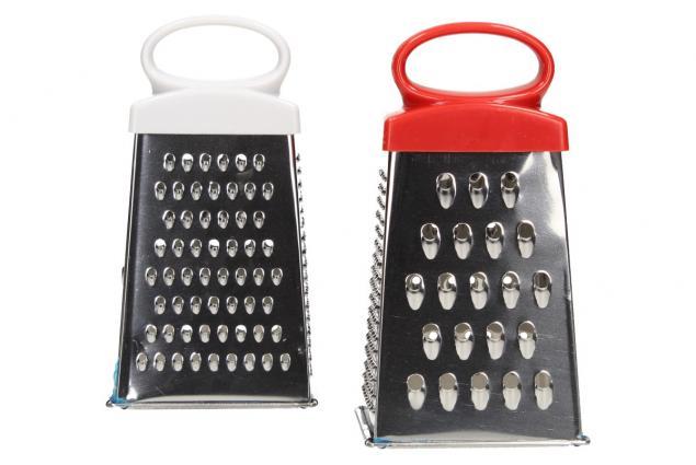 Foto 4 - Čtyřhranné malé struhadlo s plastovou rukojetí