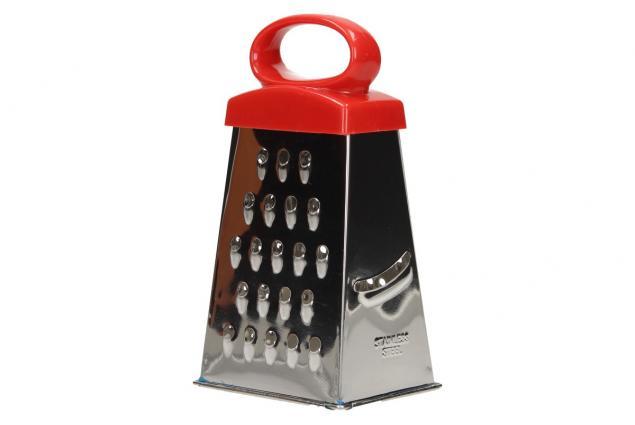 Foto 5 - Čtyřhranné malé struhadlo s plastovou rukojetí