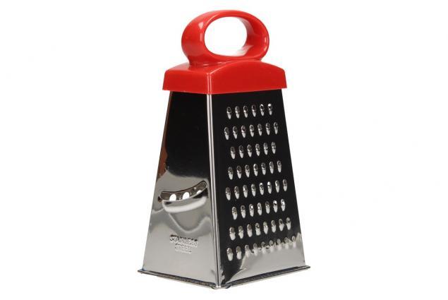 Foto 7 - Čtyřhranné malé struhadlo s plastovou rukojetí