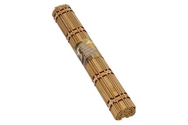 Foto 4 - Prostíraní bambusové