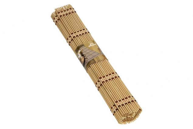 Foto 5 - Prostíraní bambusové