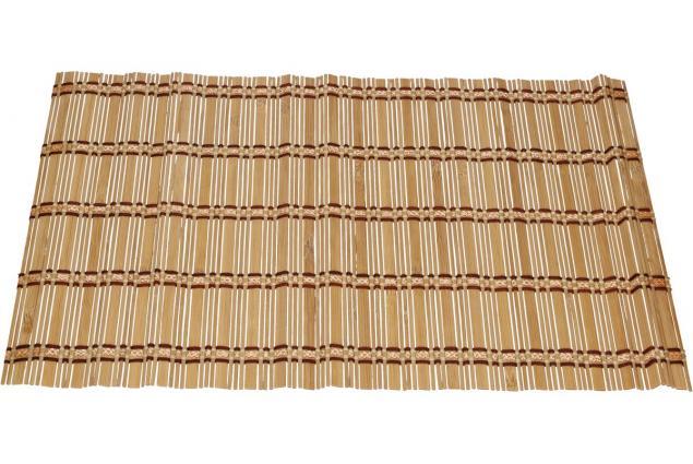 Foto 3 - Prostíraní bambusové