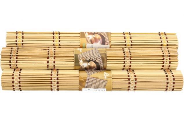 Foto 8 - Prostíraní bambusové