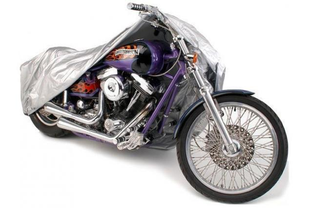 Foto 5 - Plachta na motorku