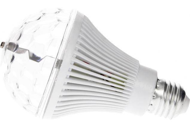 Foto 5 - Disco RGB rotační žárovka