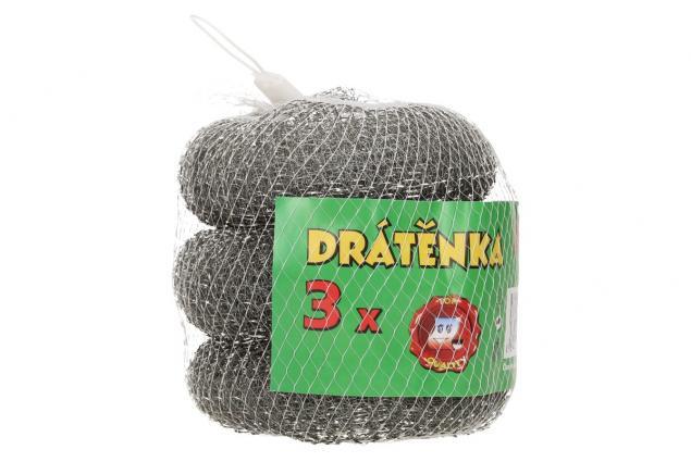 Foto 3 - Drátěnka sada 3ks