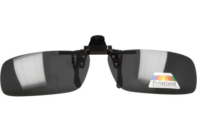 Foto 7 - Polarizační sluneční Klip na brýle černý