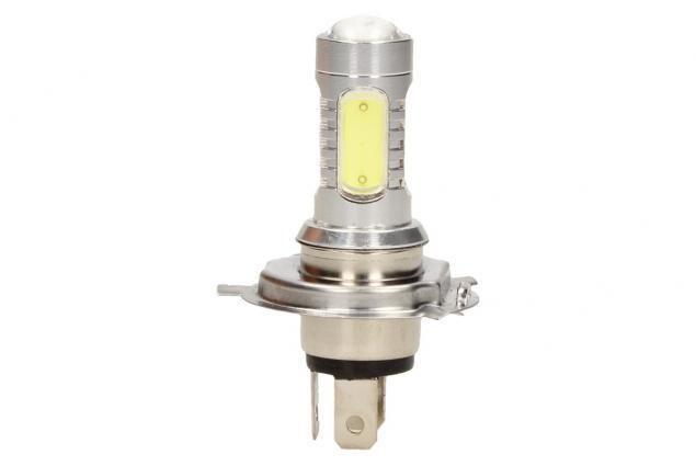 Foto 3 - LED COB žárovka H4 6500K denní studené světlo