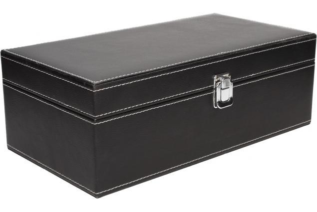 Foto 21 - Krabice na víno na 2 kusy v kožence