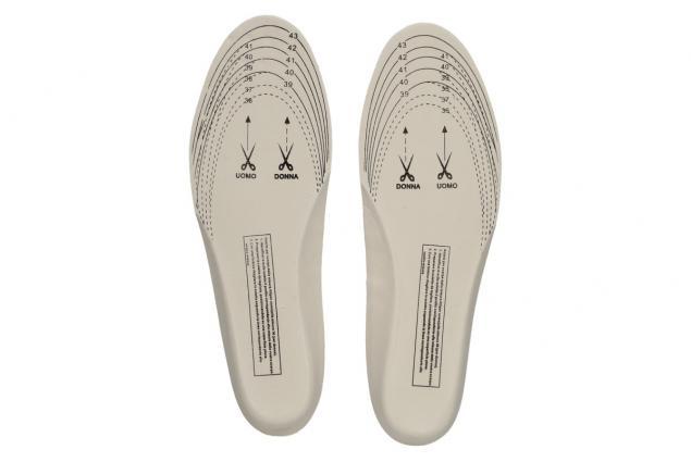 Foto 10 - Vložky do bot z latexové pěny univerzální