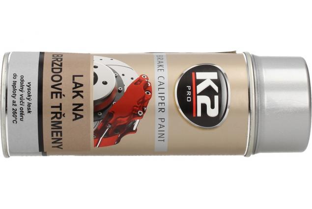 Foto 6 - K2 BRAKE CALIPER PAINT 400 ml - Barva na brzdové třmeny a bubny