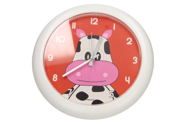 Foto 2 - Nástěnné hodiny FLORINA FUNNY kráva ručičkové