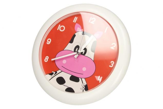 Foto 4 - Nástěnné hodiny FLORINA FUNNY kráva ručičkové
