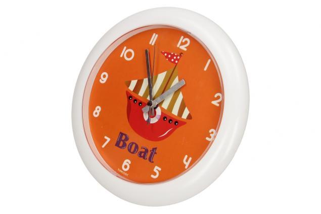 Foto 3 - Nástěnné hodiny FLORINA FUNNY loď ručičkové