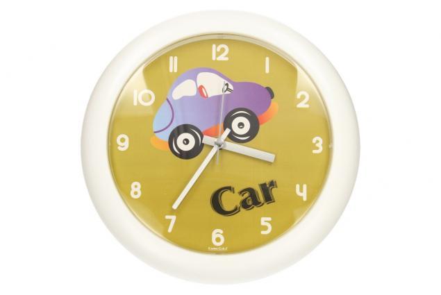 Foto 2 - Nástěnné hodiny FLORINA FUNNY auto ručičkové