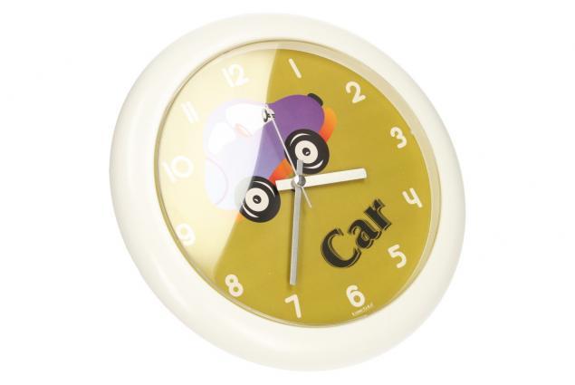 Foto 3 - Nástěnné hodiny FLORINA FUNNY auto ručičkové