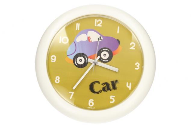 Foto 4 - Nástěnné hodiny FLORINA FUNNY auto ručičkové