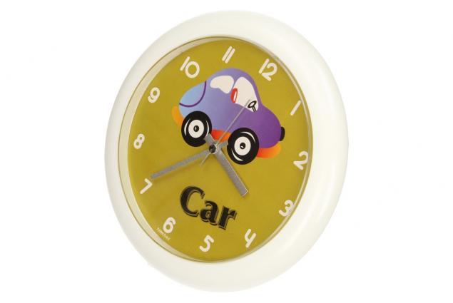 Foto 5 - Nástěnné hodiny FLORINA FUNNY auto ručičkové